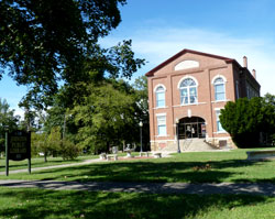 Johnston Library in Baxter Springs, Kansas (KS)