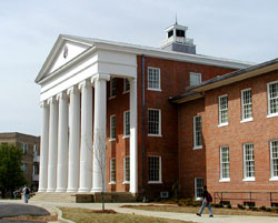 Ole Miss Lyceum in Oxford, Mississippi (MS)