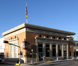 City Hall in Silver City, New Mexico (NM)