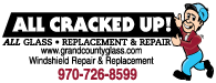 All Cracked Up!: All Glass Replacement & Repair | 970-726-8599