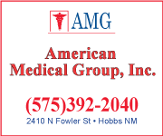 American Medical Group, Inc: 575-392-2040 | 2410 N Fowler St Hobbs NM
