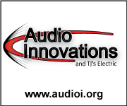 Audio Innovations & TJ's Electric