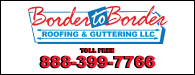 Border to Border: Roofing & Gutters | 888-399-7766