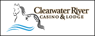 Clearwater River: Casino & Lodge