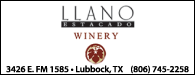 Llano Estacado Winery: Lubbock, Texas | 806-745-2258