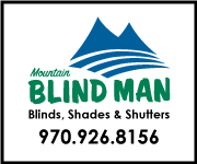 Mountain Blind Man: Blinds, Shades, Shutters, Awnings & More | 970-453-1151