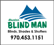 Mountain Blind Man: Blinds, Shades, & Shutters | 970-453-1151