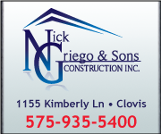 Nick Griego & Sons