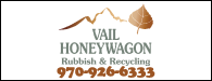 Vail Honeywagon: Rubbish & Recycling | 970-926-6333