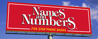 Names and Numbers Products