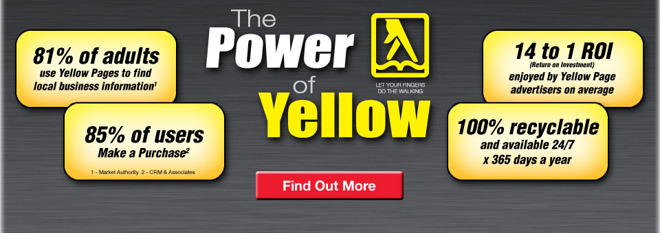 The Power of Yellow